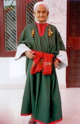 Kashmiri Dress Pictures