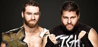 Kevin Owens vs Sami Zayn