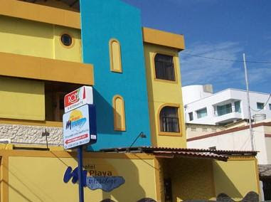 Hoteles en Manta frente al mar Hotel Playa Murciélago Manta