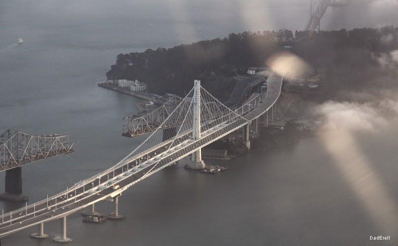 Bay Bridge San Francisco Bay