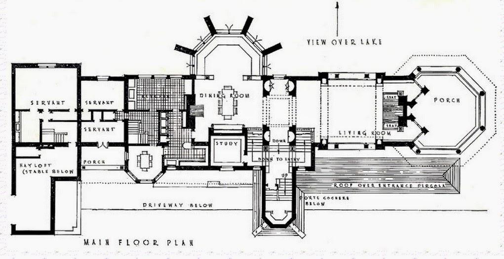 Best The first floor floor plan