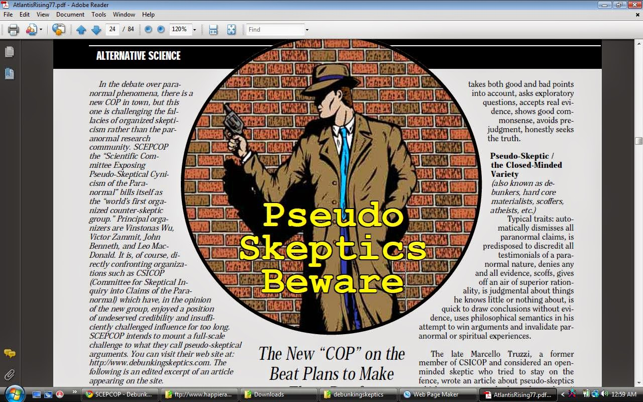 DebunkingSkeptics.com