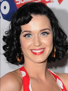 katy perry short hair