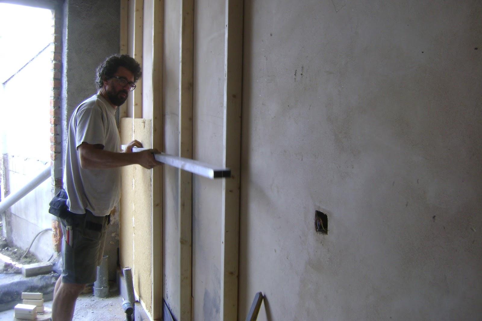 Renoveren in 2015: Voorzetwand berging en badkamer ...