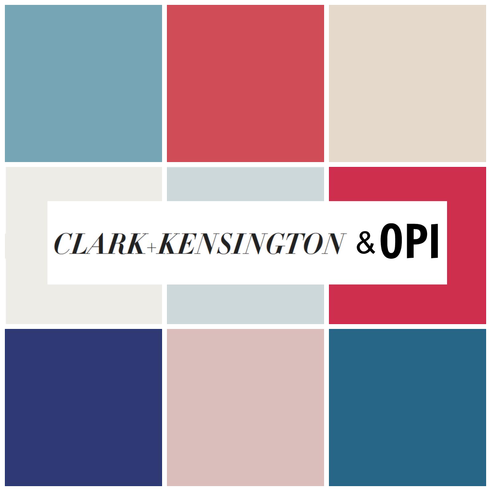Decorating cents clark kensington and opi - Clark and kensington exterior paint ...