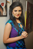 Sri Mukhi latest Photos at Muse Arts Gallery-thumbnail-1