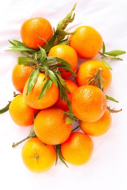 Leckere Orangen. Edyta Guhl.