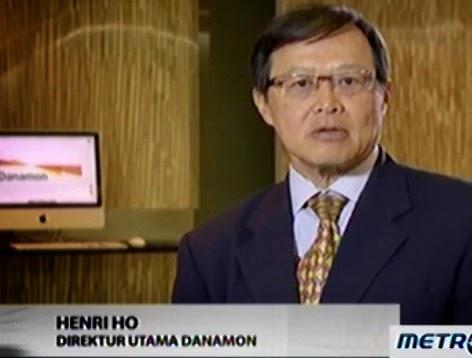 Henri HO - Direktur Utama Danamon