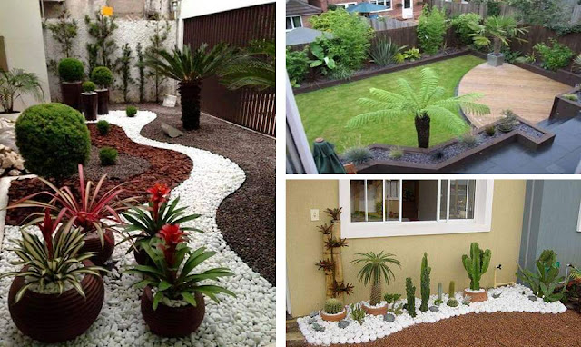 15 Creative ways to Decorating Garden with Stones and Gravel, Stones and Gravel, Stones, Gravel, Decorating Garden with Stones and Gravel, Decorative Stones and Gravel, Garden, Garden Path, pathway