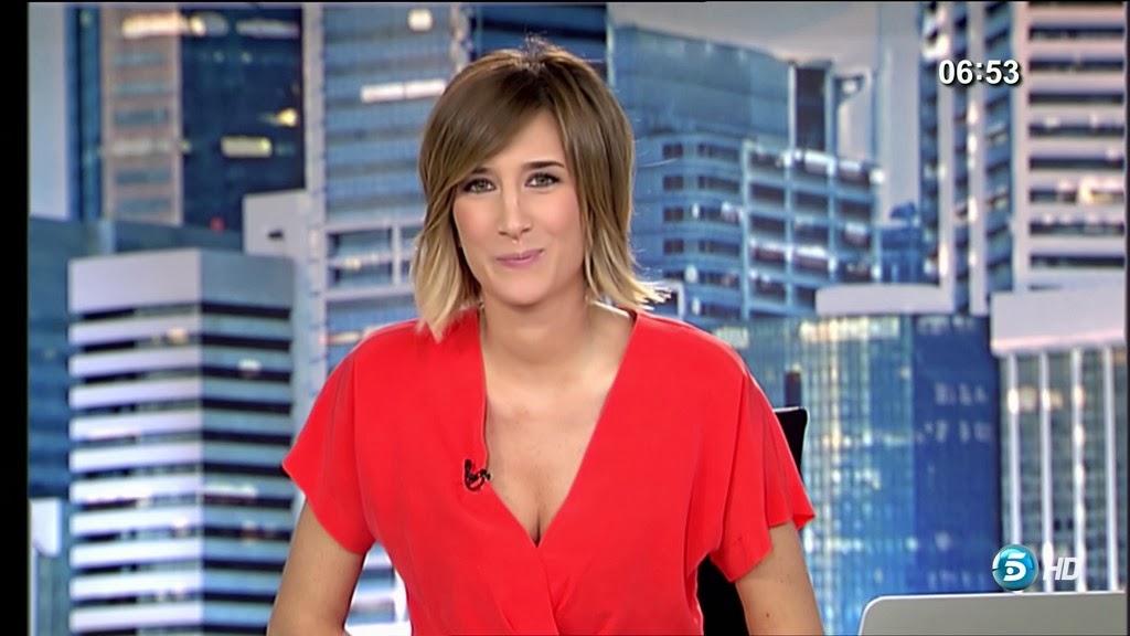 ANE IBARZABAL, INFORMATIVOS TELECINCO (13.12.13)