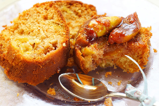 Fig Cake & Fresh Fig Preserves