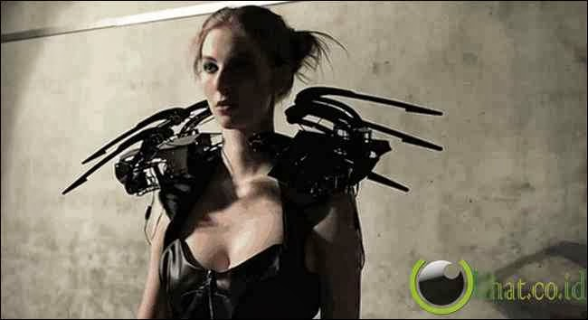 Robotic Spider Dress