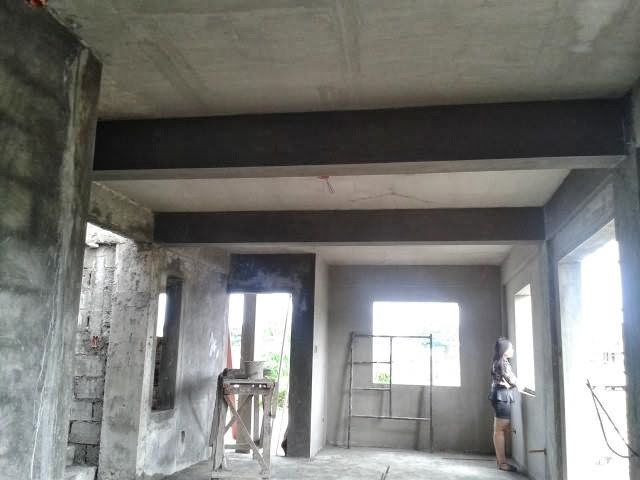 Modern House Design Philippines With Cheap Cement Floors In Homes