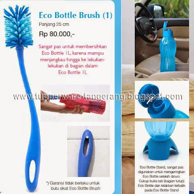 Sikat eco botol
