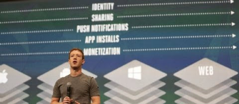 Τι είπε ο Zuckeberg για το Facebook