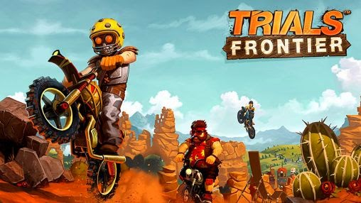 Trials Frontier APK + DATA