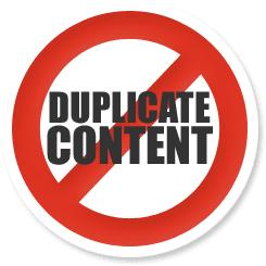 Cara Menghindari Duplicate Content,mencegah duplikat konten