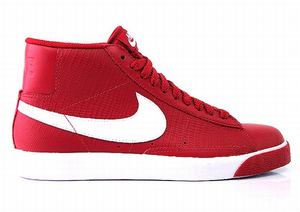 ... The Freshly Dipped Blog: Nike Blazer Mid Red Croc ...