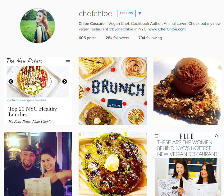 Five fab vegan foodie instagram accounts you must follow curvatude do you have any favorite foodie instagram accounts forumfinder Images
