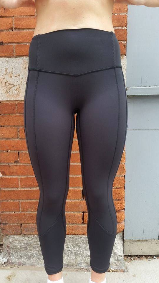 lululemon all-the-right-places crop