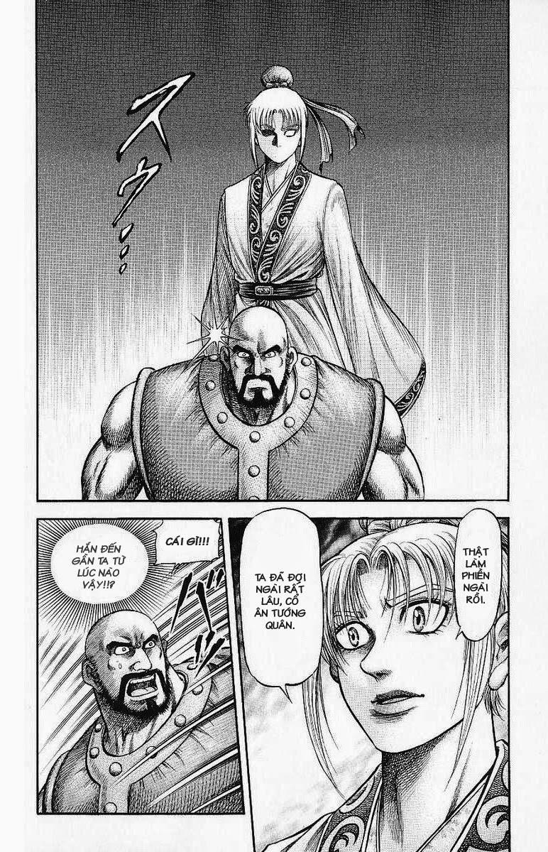 Chú Bé Rồng - Ryuuroden chap 130 - Trang 26