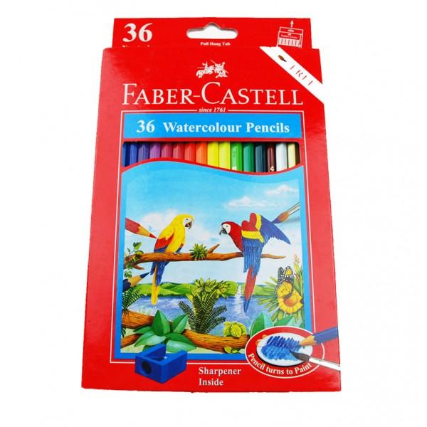 Membuat karikatur menggunakan pensil warna untuk pemula