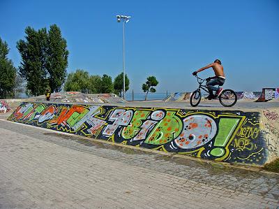 Skate Park ( Parque das Nações )