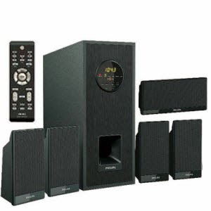 Paytm: Buy Philips DSP 75U Multimedia Speakers 5.1 Channel and Rs. 2035 Cashback at Rs.6785
