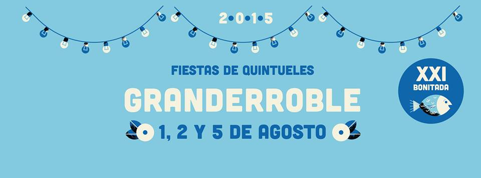BONITADA 2015 DE GRANDERROBLE
