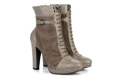 LK Bennett convent high heel boots