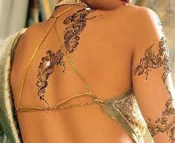 Beautiful Latest Tattoo Mehndi Designs Styles Trends Collection Indian