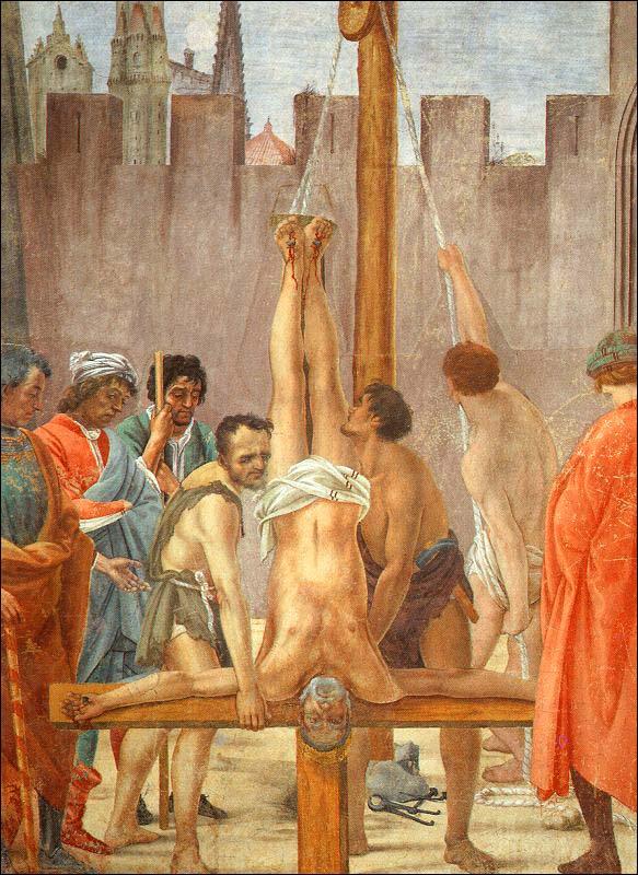 Resultado de imagem para Passagem e Morte de Pedro em Roma