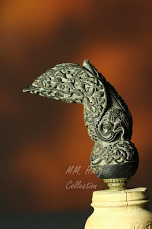 handle keris palembang