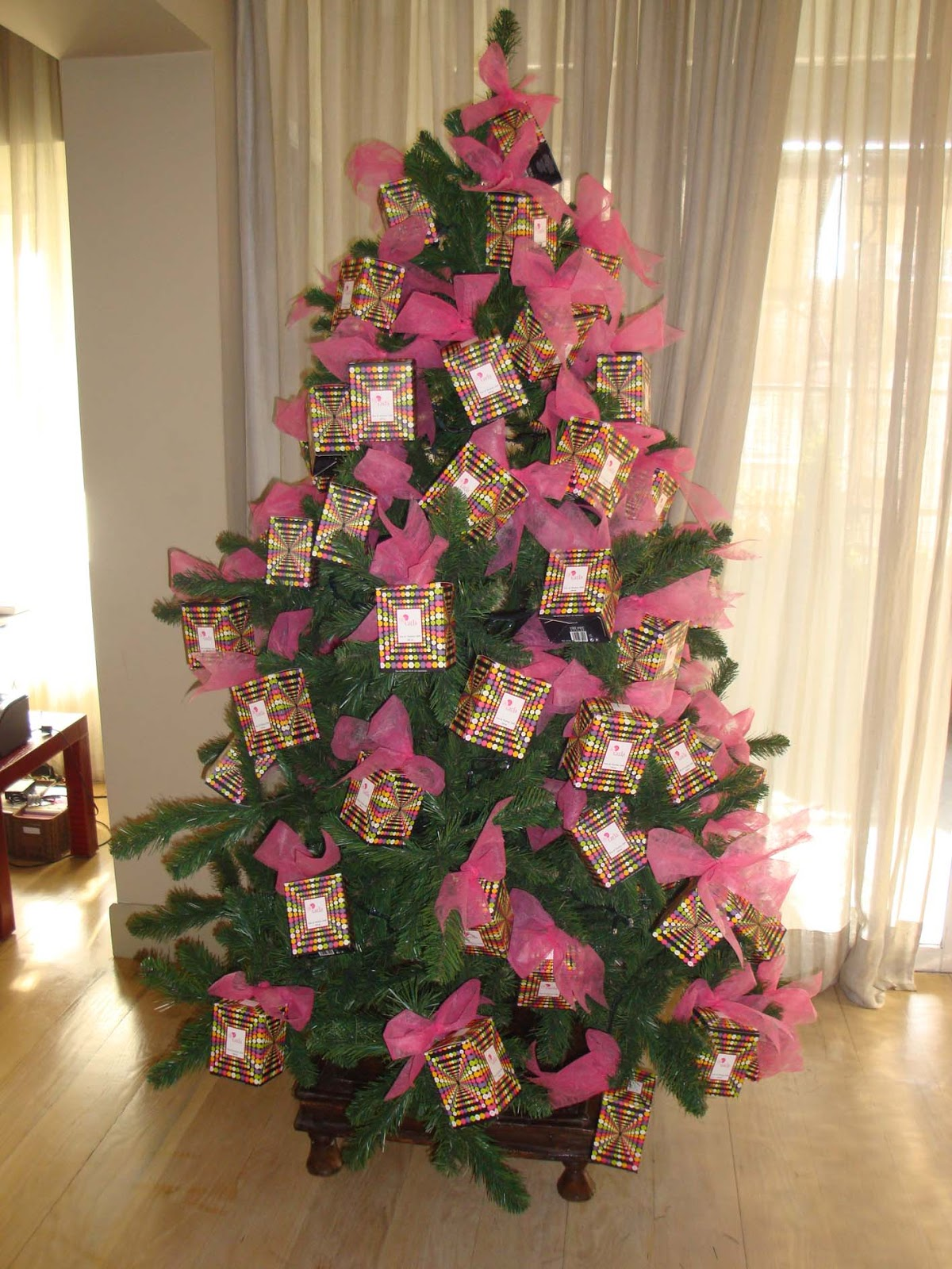 El cuaderno del decorador rboles de navidad colores ii - Arbol navidad colores ...