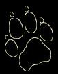 A pegada do Lobo