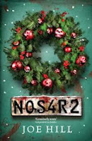 UK book cover of N0S4R2 by Joe Hill