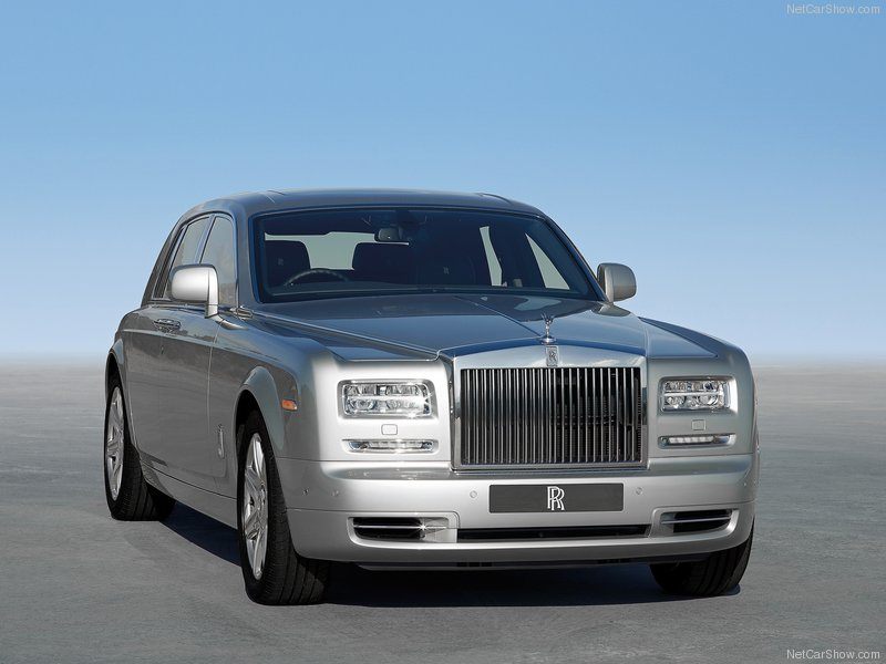 Rolls-Royce Phantom (2013)