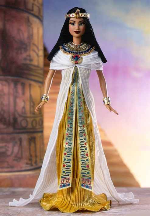 Barbie Doll as Princess of Nile