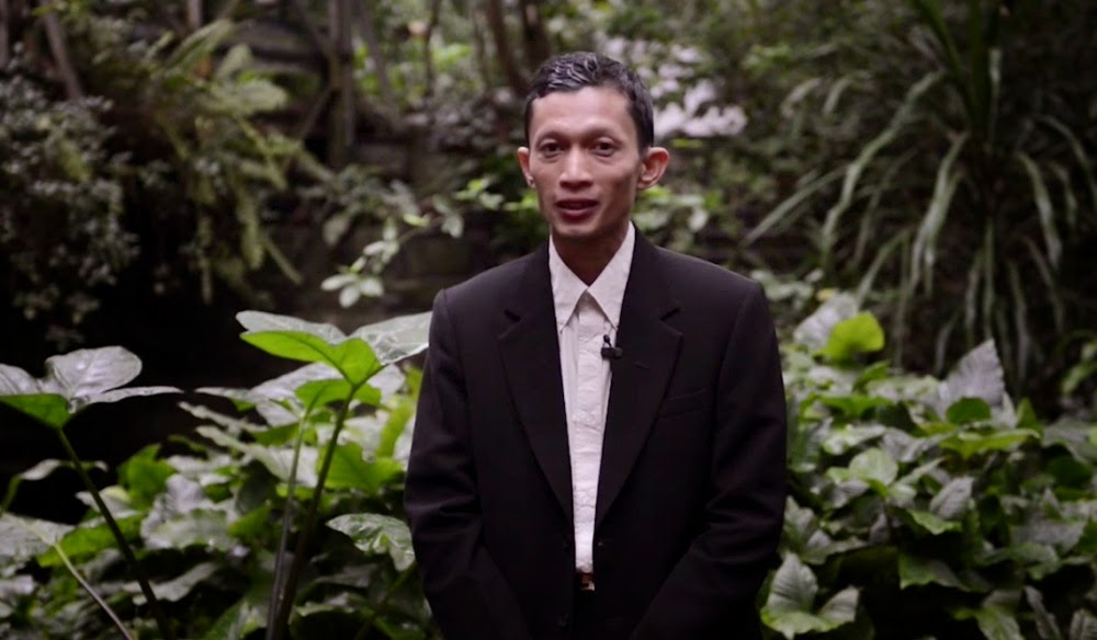 Rudi Putra, Goldman Environmental Prize 2014. Aceh Indonesia