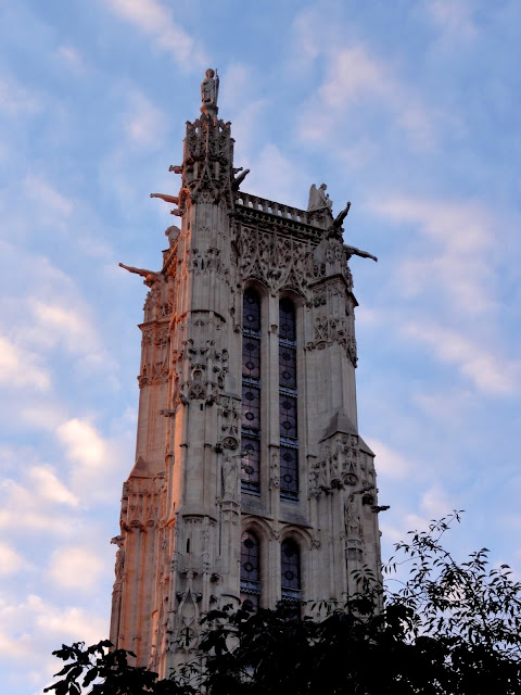 Saint Jacques tower