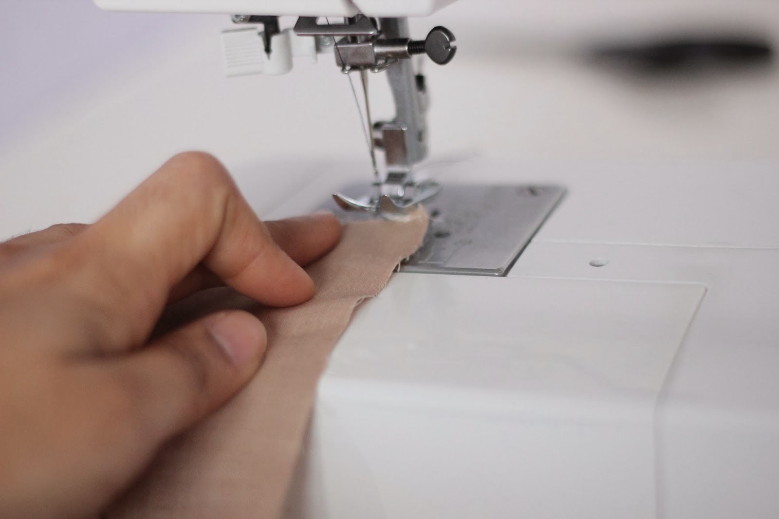 How to sew Janome