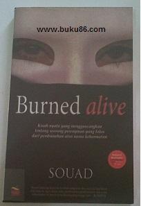 Novel burned alive by squad