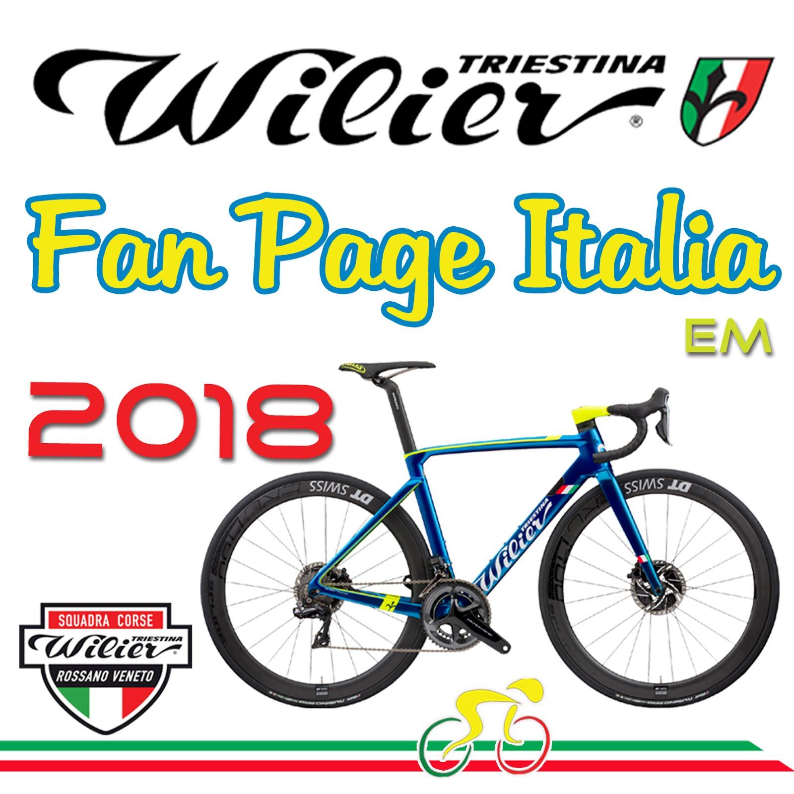 Wilier Triestina Fan Page Italia