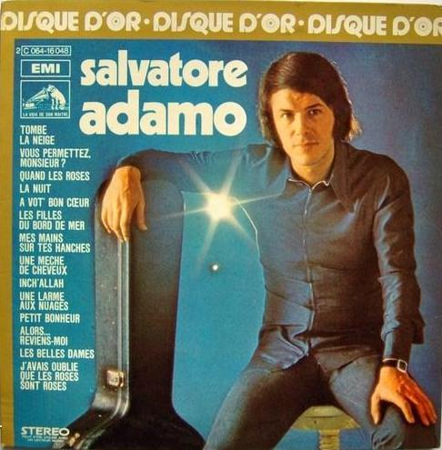 """Salvatore Adamo - """"Vous Permettez, Monsieur?"""""""