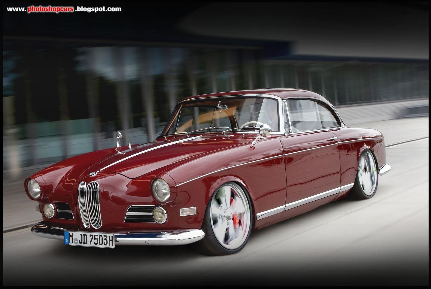 BMW 503 tunada