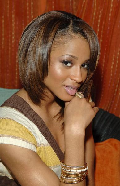 Trendy Short Hair Styles For Black Women