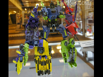 Transformers Generations Bruticus BOTCON 2012