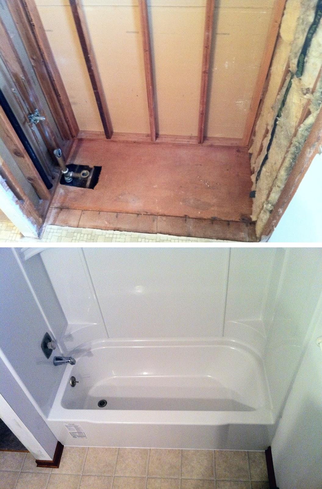 Henderson\'s Home Improvement LLC: Replace Bathtub