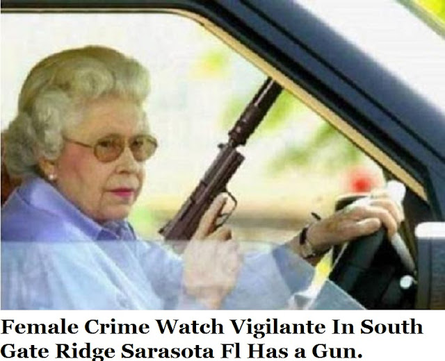 Crime Watch Vigilante Nut
