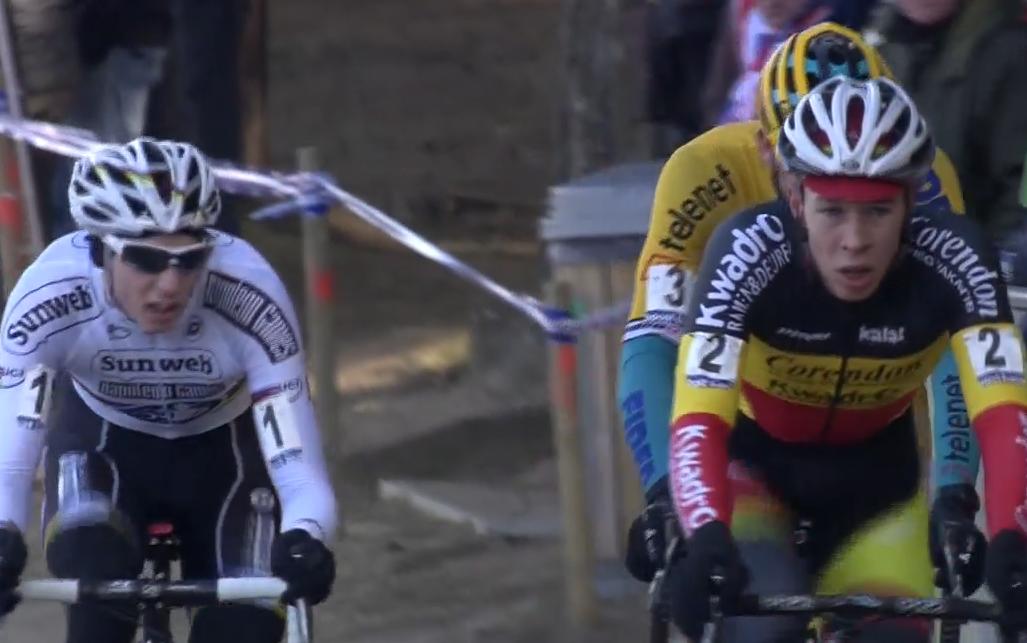 Cyclo-cross de Lille : Sweeck, Vanthourenhout et Aerts